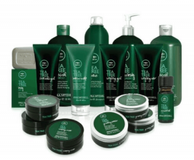 Tea Tree Men's Hair Styling Products