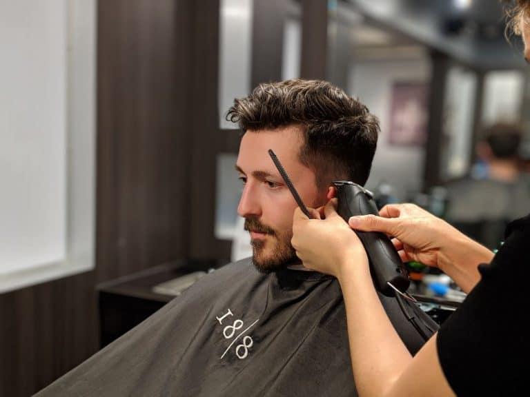 Executive Membership Haircut